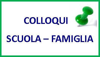 Colloqui Scuola-Famiglia