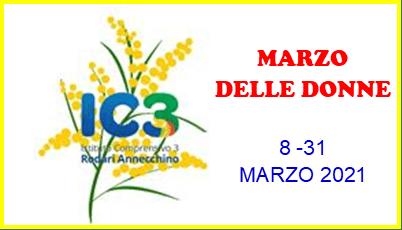 MARZO DELLE DONNE 8 – 31 marzo 2021